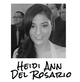 Heidi Ann Del Rosario